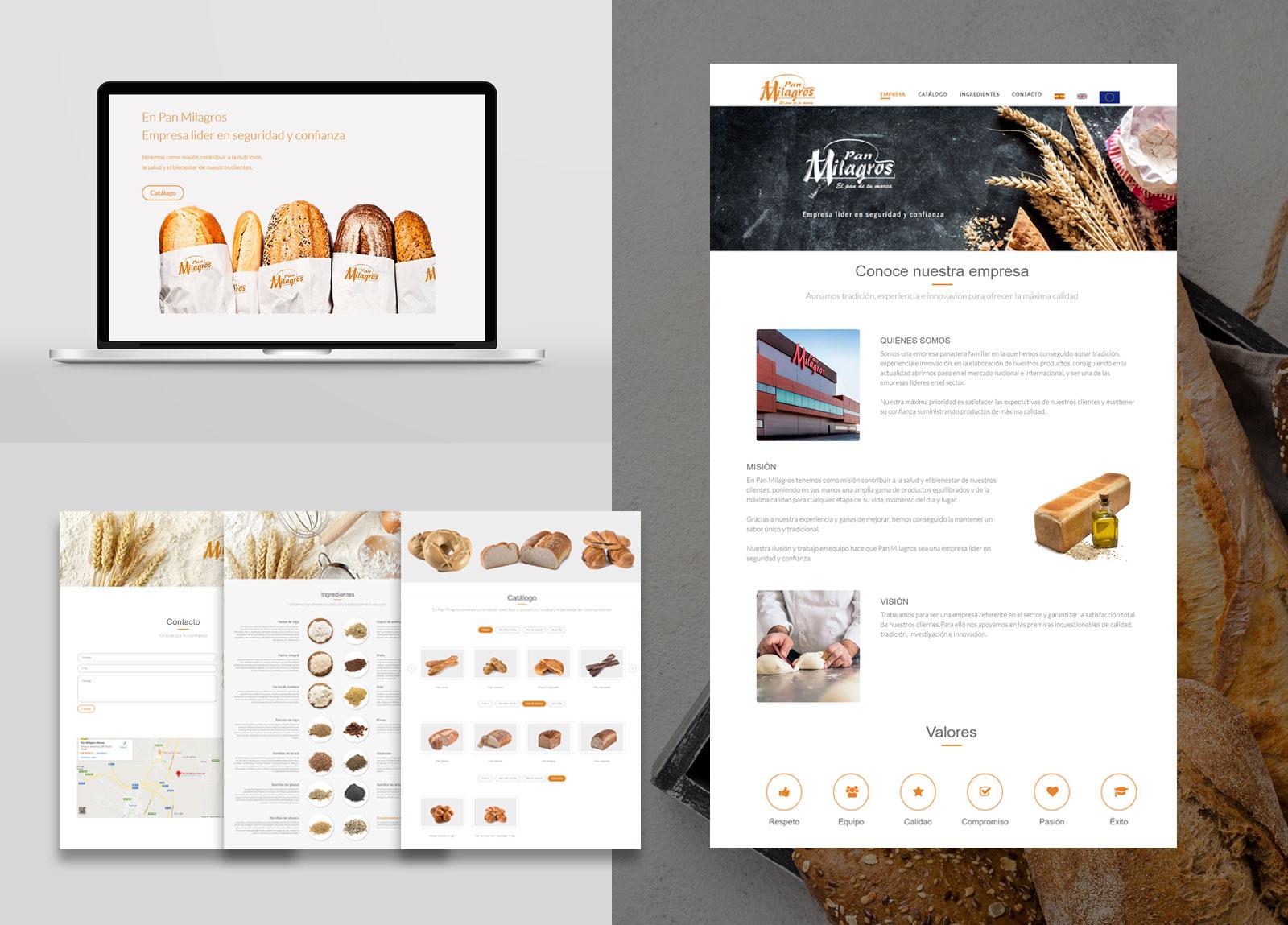 Diseño Gráfico en Toledo diseño web anadesign toledo