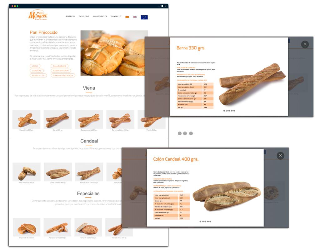 Diseño Gráfico diseño web anadesign toledo