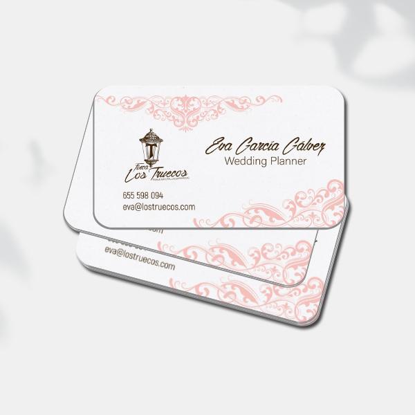 Diseño tarjetas de visita anadesign toledo