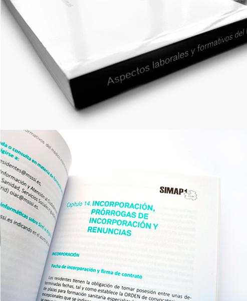 Diseño gráfico en Toledo | Maquetación | anadesign